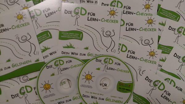 CD Gehirnstimulation für besseres und leichteres Lernen
